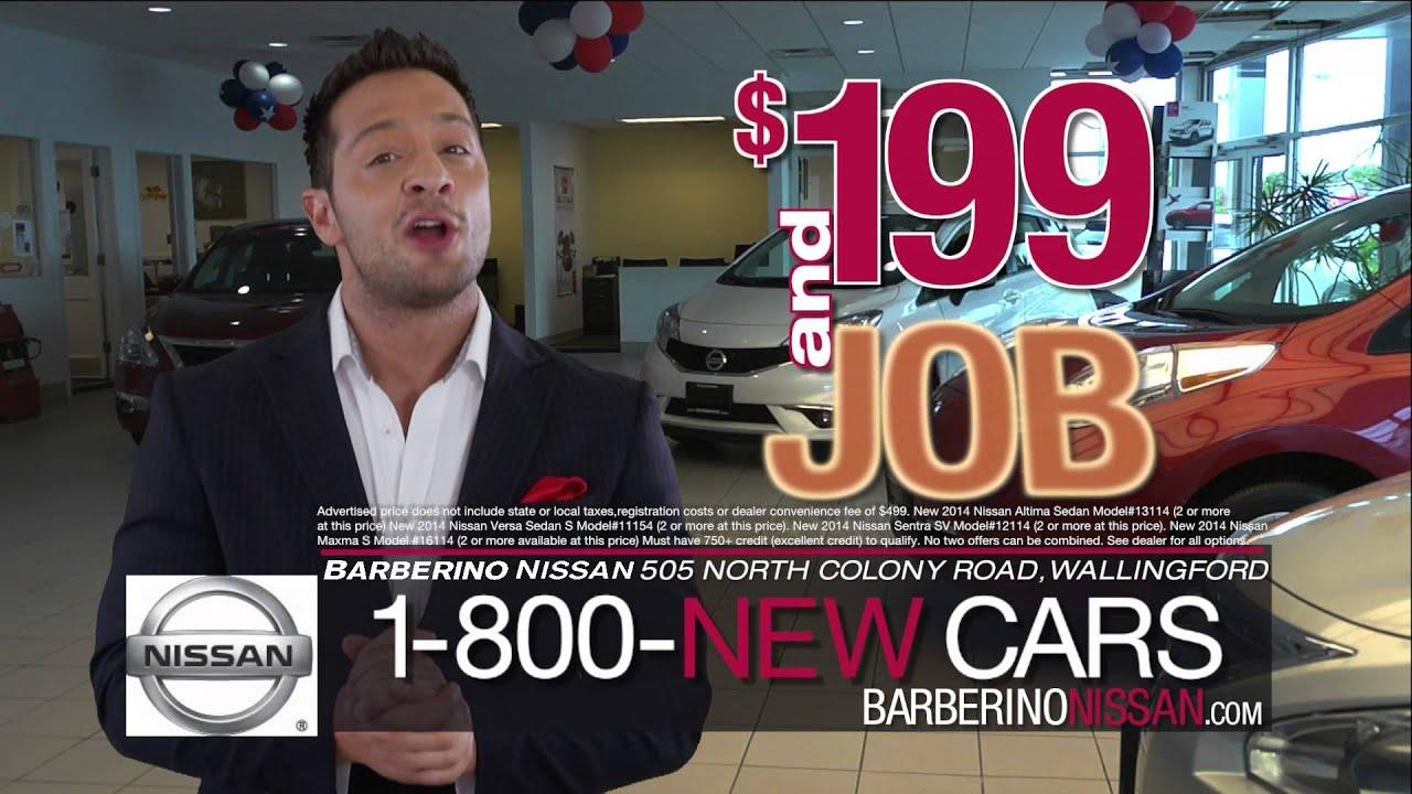 Barberino Nissan Redhot Youtube