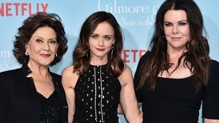 'Gilmore Girls' Cast Reunite At Netflix Premiere Ahead of Show Revival Debut: 'It's Quite Surreal'