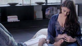 Aishwarya Rai Romantic Kiss WIth Ranbir Kapoor Scene HD