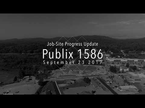 Publix 1586 |  Hendersonville, NC | September 2017 |  Benning Construction Company