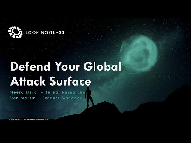 Defend Your Global Attack Surface