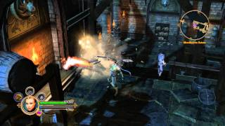 Dungeon Siege III - Demo Gameplay HD - Part 1