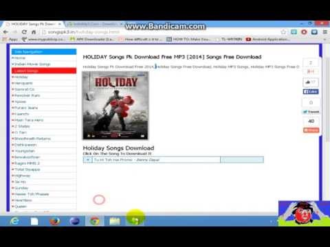 how to download HINDI SONGS EASY?