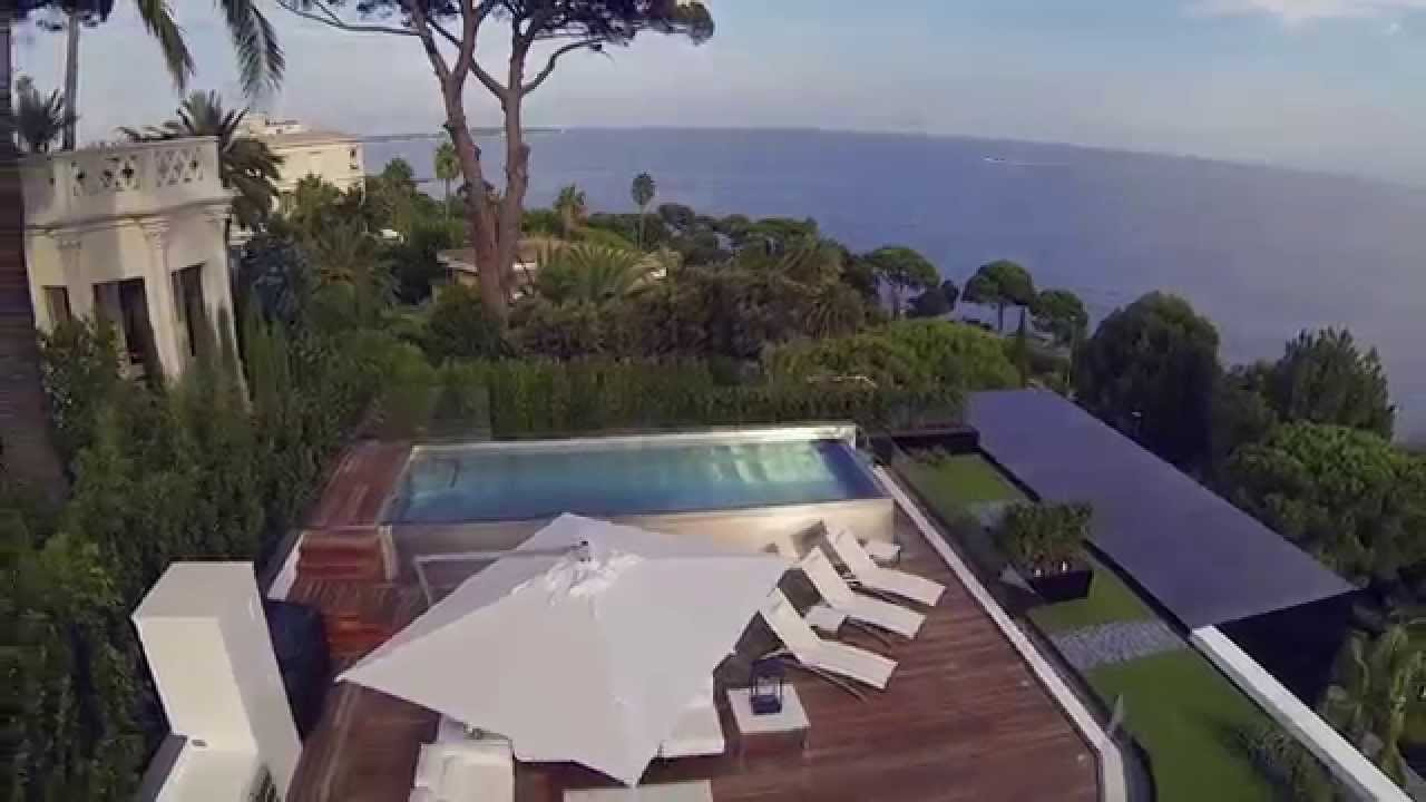Toit Terrasse Appartement Cannes 87 Soligny Magrey & Sons By Airvisonprod - Youtube