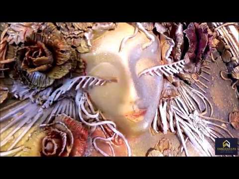 Drywall Plaster Art by Olga S.