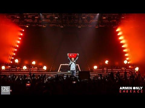 Armin van Buuren / Armin Only Embrace / İstanbul Türkiye Full Set 2016 -Ora Arena