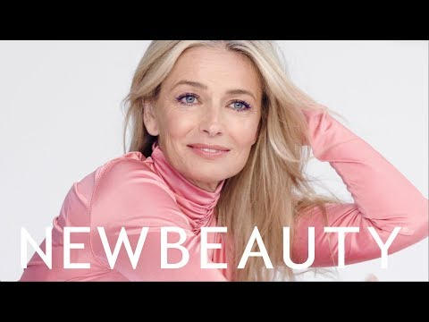 Paulina Porizkova Reveals Supermodel Beauty Secrets   NewBeauty