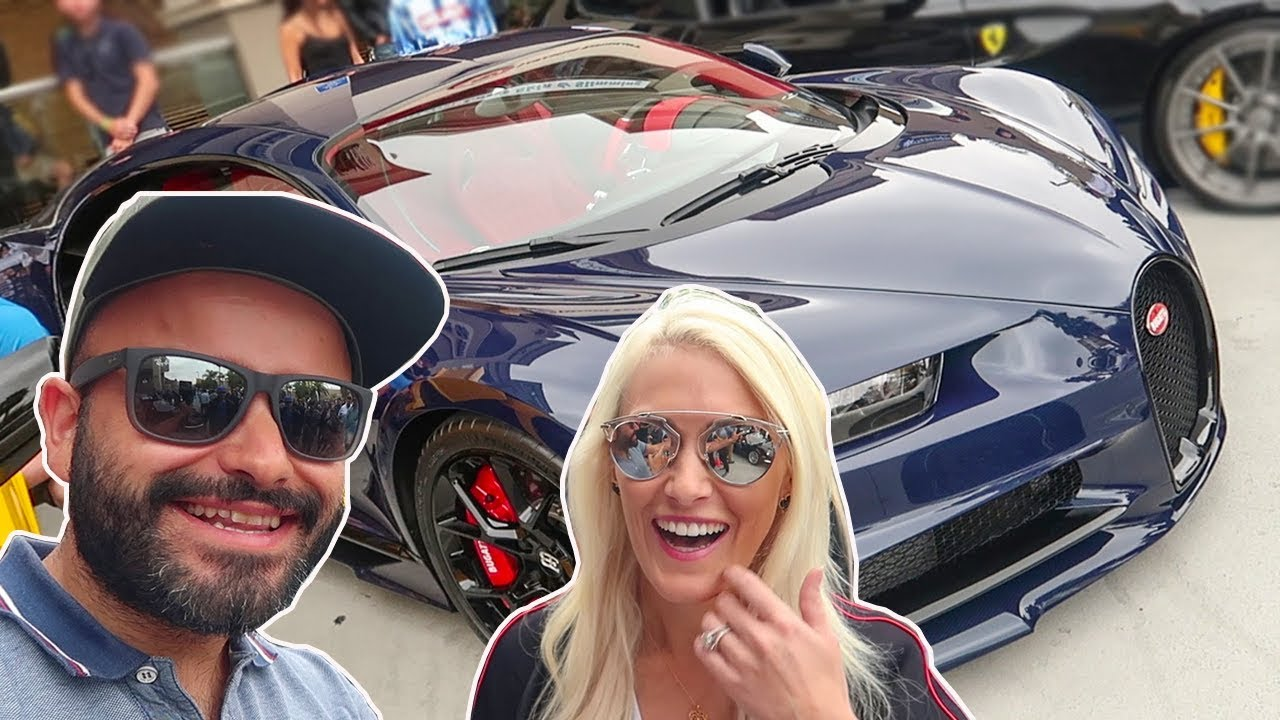 SUPERCAR BLONDIE , BUGATTI CHIRON , ZONDA , SKYLINE - CARS & CHRONOS