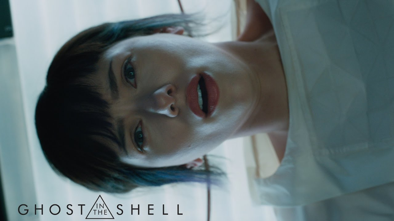 "Ghost In The Shell (2017) - Wake Up - Paramount Pictures - ""They took my life, I'll take my revenge."" #GhostInTheShell"