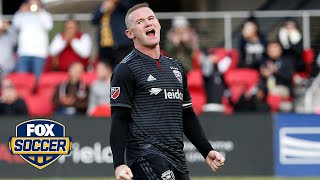 Rooney powered D.C. United to unlikely playoff berth | ALEXI LALAS' STATE OF THE UNION PODCAST