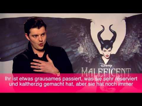 Sam Riley über Maleficent, surreale Angelina Jolie und seinen Sohn