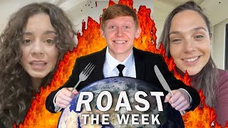 Celebrities Will Save Us! | Roast The Week