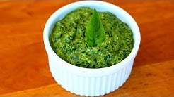 How To Make Low-Fat Pesto