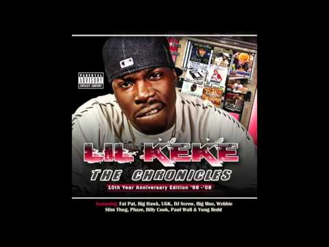 """Lil Keke """"Chunk Up the Deuce"""" ft. UGK & Paul Wall (Official Audio)"""