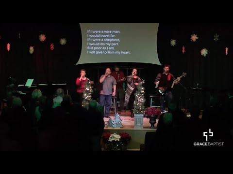 Grace Baptist Church PEI Live Candlelight Service - Christmas 2016