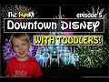 Downtown Disney With Toddlers! | Episode 5 (The FamRV)