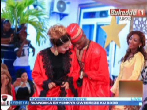Olugambo : Balutaya,Zari ne bba we Diamond  valentine tebagende bubi