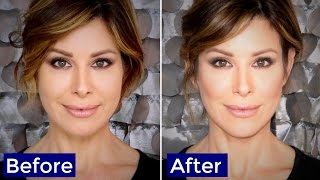 Contouring amp; Highlighting Makeup Routine Update