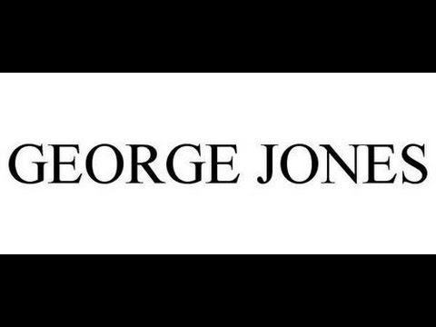 George Jones - Still Doing Time (Lyrics on screen)