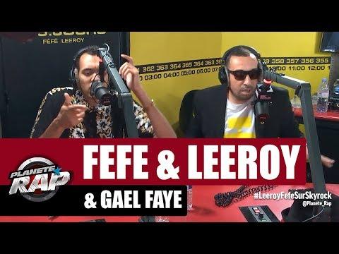 Youtube: Féfé, Leeroy – Freestyle avec Gaël Faye #PlanèteRap