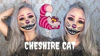 Make Halloween - Gato Cheshire (Alice no País das Maravilhas)