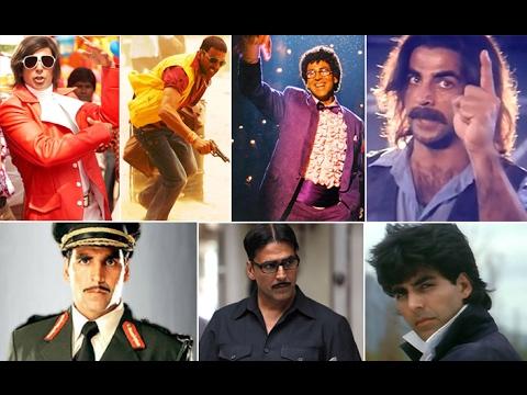 Akshay Kumar's Best On-Screen Avatars