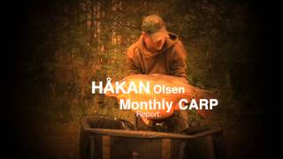 Håkan Olsens  Monthly carp report - July 2015 SBM