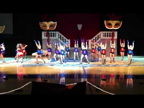 Saugus High School Dance - 2011 Spring Show Opening (Youtube version)