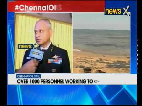 Chennai oil spill: Marine life at risk; government to lazy to act?