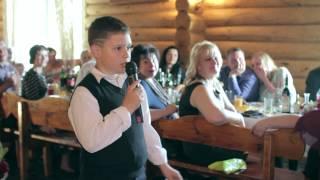 Песня младшего брата (поздравление на свадьбу)
