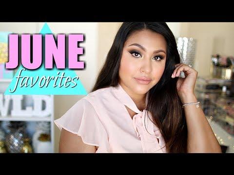 June Beauty Favorites! - 동영상