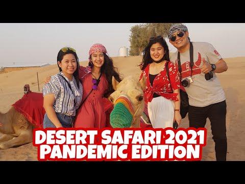 DESERT SAFARI  AL AIN ABU DHABI 2021   VLOG 69