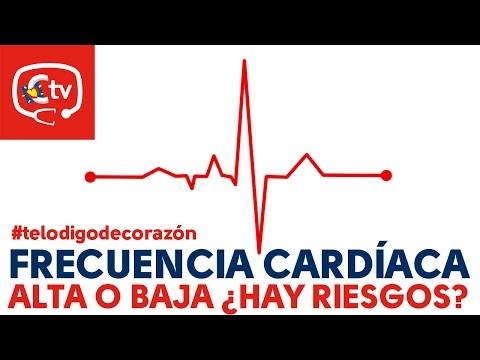 Presión arterial baja pero frecuencia cardíaca alta