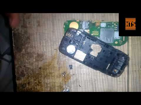 How to change Nokia 112 charging socket | how to repair Nokia 112 mobile