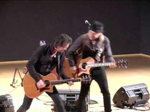 Elliott Murphy & Olivier Durand Acoustic Live