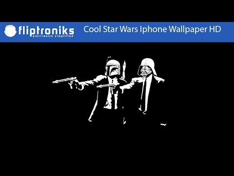 Cool Star Wars Iphone Wallpaper HD - Fliptroniks.com
