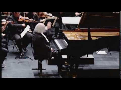 Boris Mersson interprète le Concerto N° 26 en Ré Majeur