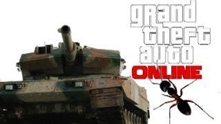 GTA Online -  ★ Ameisen23 VS LetsPlayOnkel ★