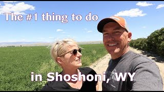 Shoshoni, WY - Full Time RV Living