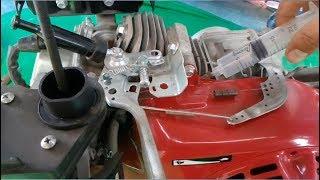 solucion : no me arranca el motor estacionario 5.5 hp