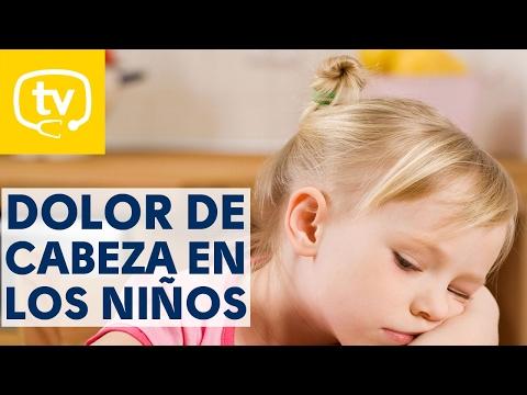 El dolor de cabeza en los niños ¡Distintos tipos y qué se debe hacer!