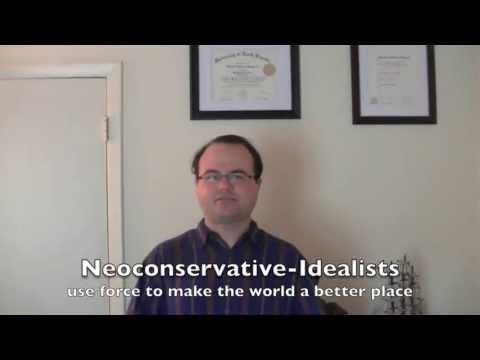 Neoconservatism - Globalist Conservatism?