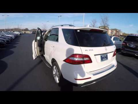 2015 mercedes benz m class ml350 4matic st charles il for Mercedes benz of st charles il