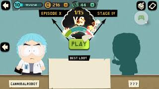 South Park Phone Destroyer Episode 10 Stage 4 Rogue Token