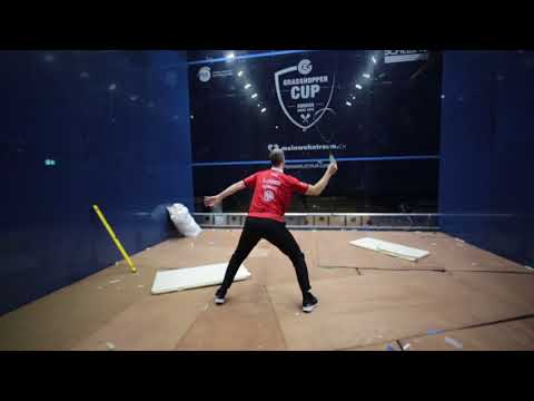 THIS IS SQUASH - Grasshopper Cup