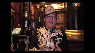 TV3 : Brian Lee of LikeMedia receive Top Outstanding PR & Media Personality
