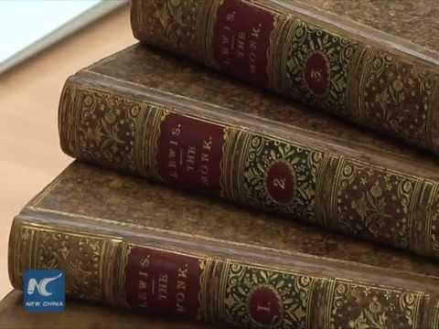 London International Antiquarian Book Fair opens