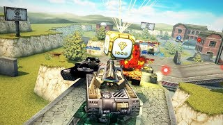 Gold Box Let's Play | Tanki Online