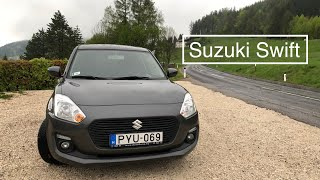 Suzuki Swift 1.2 5МТ - Оренда в Европе: мини обзор