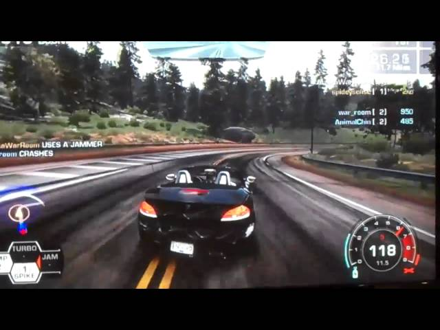 Need For Speed Hot Pursuit brief hands-on